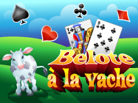 Belote  la vache Ludi
